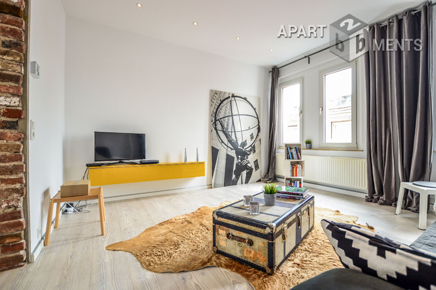 Furnished flat in Cologne-Rodenkirchen