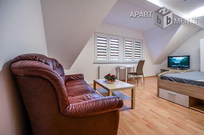 Möblierte 2-Zimmer-Wohnung in Frechen
