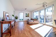 Exklusiv möblierte Wohnung in Köln-Riehl
