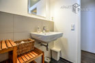 Möblierte loftartige Wohnung mit großer Terrasse in Köln-Ehrenfeld