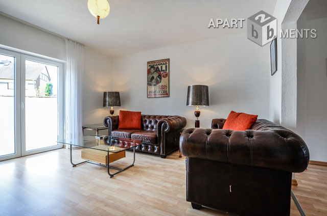 Modernly furnished house on 3 levels in Dormagen-Hackenbroich