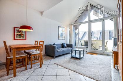 Zeitlos möblierte Wohnung nahe Neumarkt in Köln-Altstadt-Nord