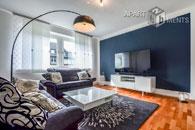 Hochwertig möblierte und zentral gelegene Wohnung in Köln-Kalk