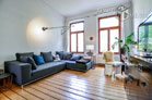 Stylishly furnished 2 room apartment in Cologne-Altstadt-Süd