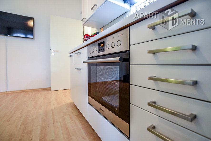 Modern möblierte und zentral gelegenes Apartment in Köln-Klettenberg