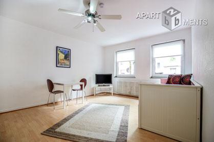 Modern möbliertes Apartment in Köln-Sülz