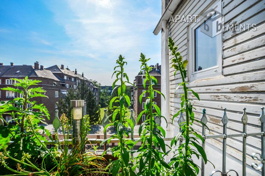 Geschmackvoll möblierte Wohnung in Köln-Klettenberg