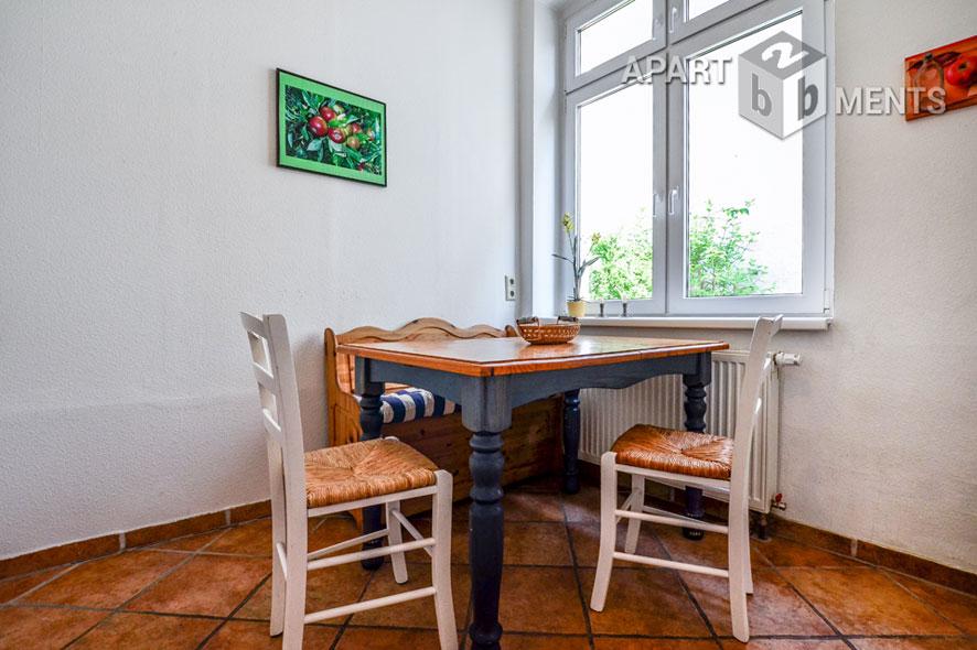 Tasteful furnished apartment in Cologne-Klettenberg