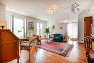 Tasteful furnished apartment in Cologne-Klettenberg