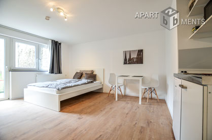 High quality furnished apartment in Cologne-Neustadt-Süd