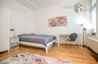 High quality furnished apartment in Cologne-Altstadt-Nord