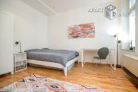 Hochwertig möbliertes Apartment im Belgischen Viertel