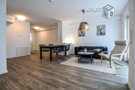 Möblierte Wohnung in bester Citylage mit Terrasse in Köln Neustadt-Nord