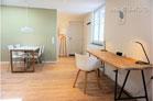 Modern furnished extension apartment in Cologne-Brück