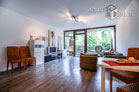 Bright and modern furnished apartment in a quiet location in Cologne-Junkersdorf