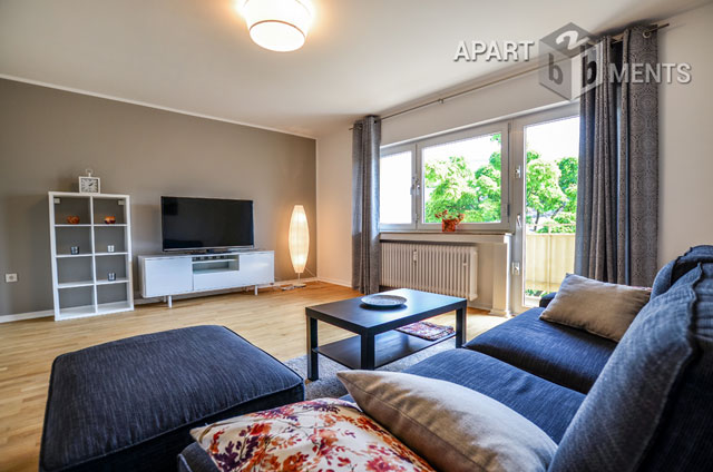 Furnished apartment in Cologne-Altstadt-Nord