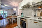Modern möblierte Maisonette-Wohnung mit Terrasse in Köln-Ehrenfeld