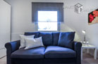 Möblierte Wohnung mit 3 Schlafzimmern in Köln-Deutz