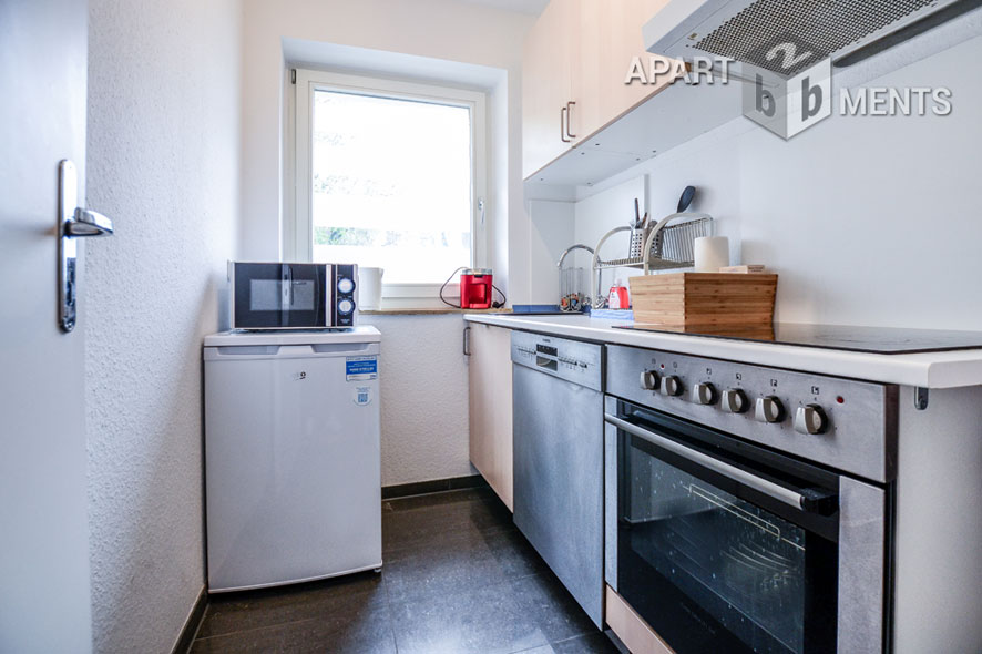 Modern möblierte Wohnung in bester Citylage in Köln-Altstadt-Süd