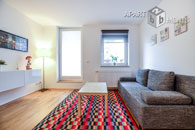 Modern furnished apartment in best city location in Cologne-Altstadt-Süd