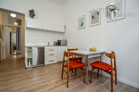 Modern furnished apartment in a central location in Cologne-Ehrenfeld