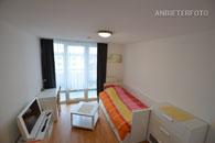 Möblierte 1-Zimmer-Wohnung in Köln-Junkersdorf