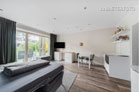 Modern furnished apartment with terrace in Cologne-Lindenthal