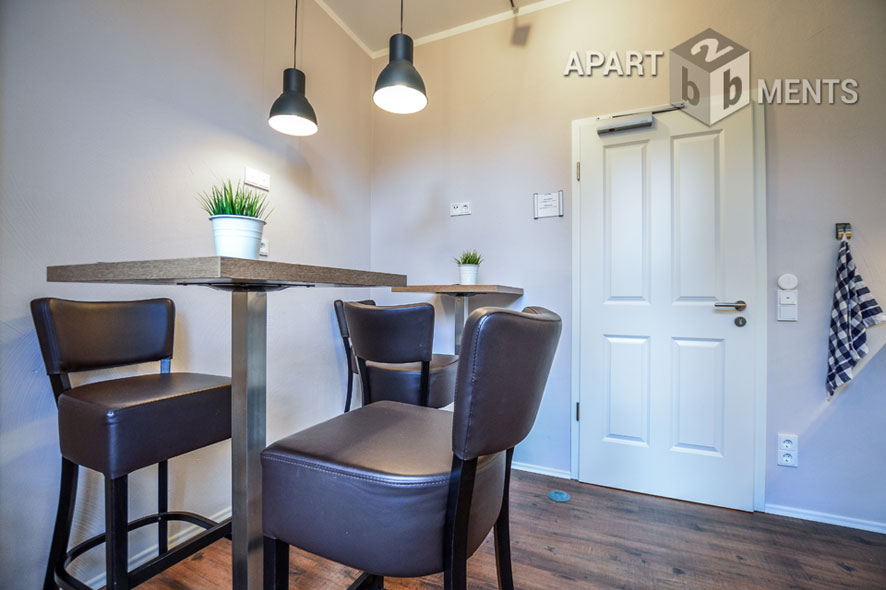 High quality furnished and maintained single room on guest floor in Köln-Brück