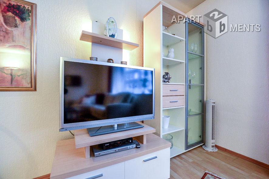 Furnished apartment in Cologne-Altstadt-Süd