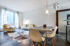 Exklusiv und modern möbliertes Haus mit Designelementen in Köln-Neustadt-Süd