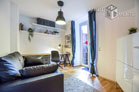 High quality furnished apartment with terrace in Cologne-Neustadt-North