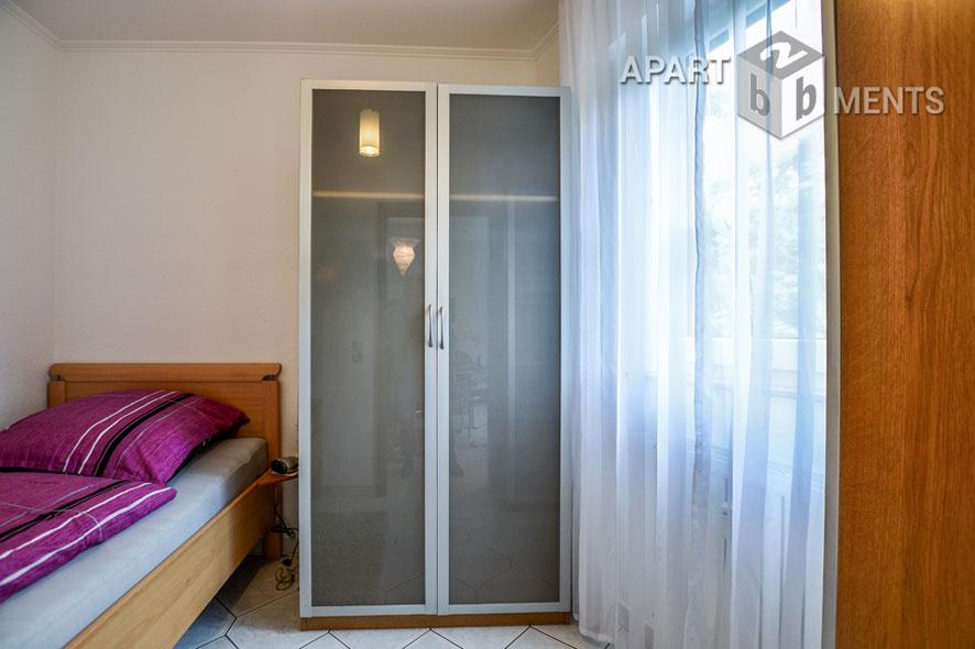 Möbliertes Apartment mit Balkon in Köln-Neu-Ehrenfeld