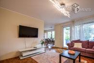 Modern möblierte Wohnung mit Balkon in Köln-Mülheim