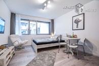 Möbliertes Apartment in zentraler Lage in Köln-Neustadt-Süd