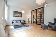 Modern möblierte Wohnung in bester Citylage in Köln Altstadt-Nord