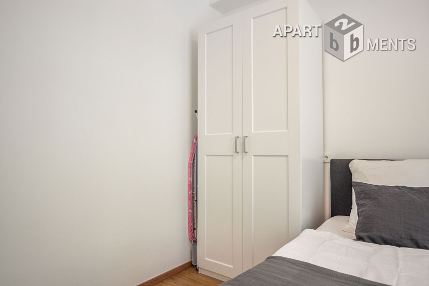 Furnished studio apartment in Cologne-Altstadt-North