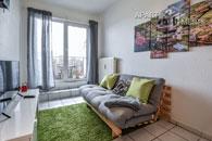 Modern und funktionell möblierte Wohnung mit Balkon in Köln-Sülz