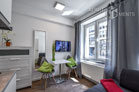 Modern furnished mini apartment in Cologne-Neustadt-North