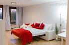 Möblierte und luxuriöse Wohnung mit Balkon in ruhiger Lage in Wesseling