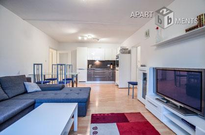 Möblierte 3-Zimmer-Wohnung in Köln-Lindenthal