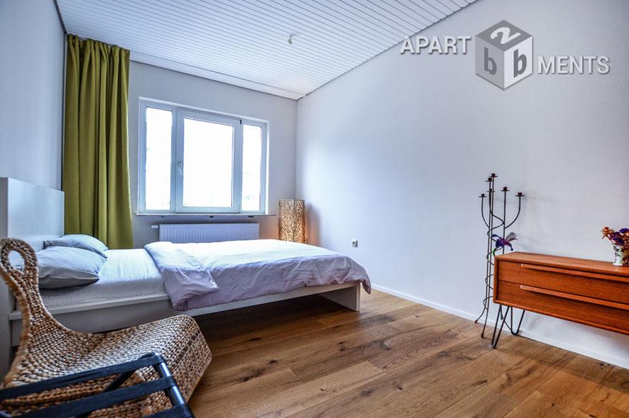 Möblierte Wohnung in Köln Altstadt-Süd
