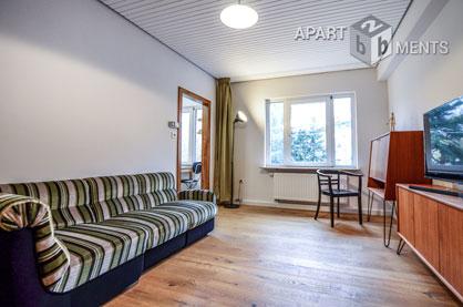 Furnished flat in Cologne Altstadt-Süd