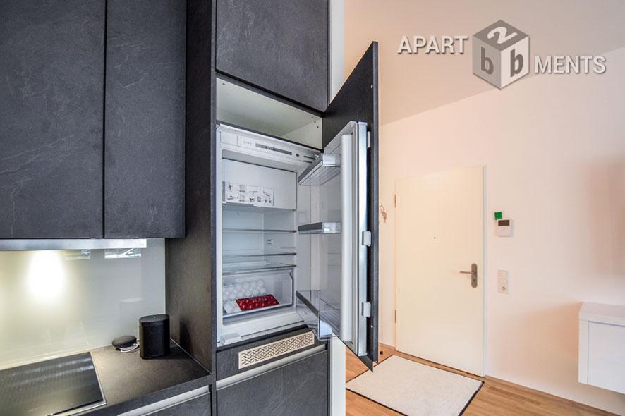 Modern möblierte Wohnung in Köln-Deutz