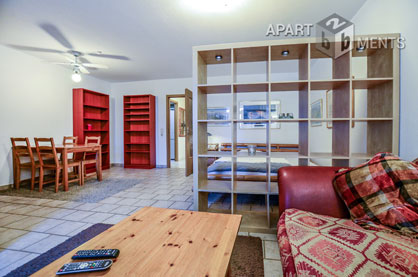Furnished flat in Cologne-Porz-Eil