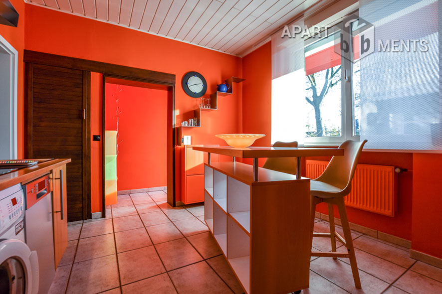 Modernly furnished apartment in Cologne-Ossendorf