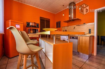 Modern möblierte Wohnung in Köln-Ossendorf