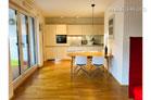 Luxuriös möblierte und lichtdurchflutete Wohnung mit Balkon in Köln-Altstadt-Süd