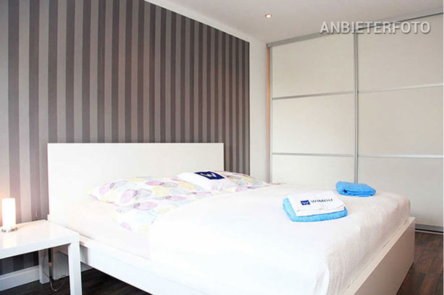High quality and modern furnished apartment in Cologne-Zollstock