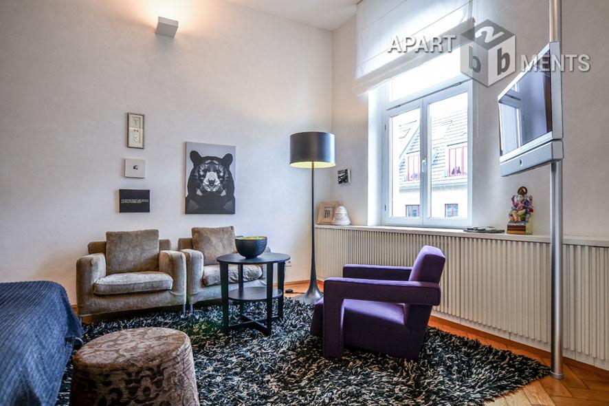 Möbliertes Luxus-Apartment in Köln-Neustadt-Nord