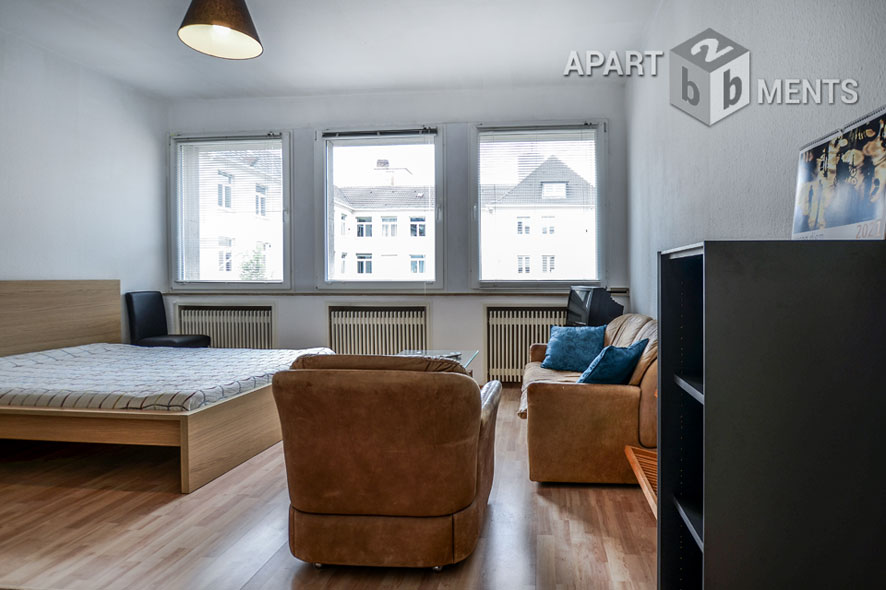 Möblierte Wohnung in Köln-Altstadt-Nord